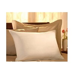 Egyptian-Quality Cotton Feather Standard Pillow by Alwyn Home