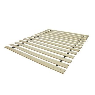 Audra Folding Wood Bed Slats by Alwyn Home Modern