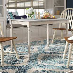 Port Clyde Dining Table Beachcrest Home
