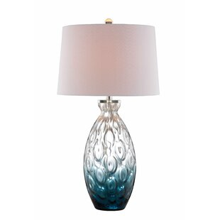 Best Reviews Torquay 30 Table Lamp By Highland Dunes