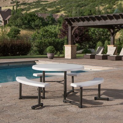 Picnic Table by Lifetime Fresh