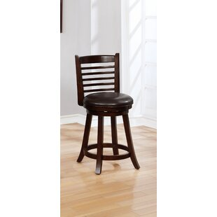 Wyton Swivel Bar Stool (Set of 2)