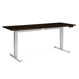 Check Prices Height Adjustable Standing Desk By OFM