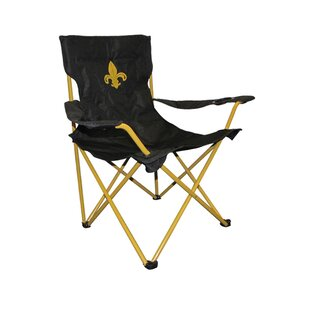 Leigh Country Fleur de Lis Folding Camping Chair