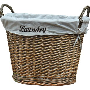 Compare prices Wicker Laundry Basket ByQuickway Imports