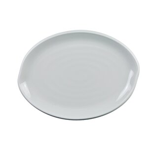 Sedbergh Oval Melamine Dinner Plate (Set of 12)