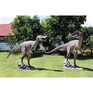 Design Toscano Jurassic - Sized Allosaurus Dinosaur Statue
