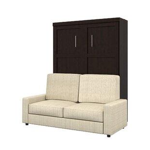 Emrik 2 Piece Murphy Bed Set