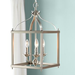 Brumley 3-Light Foyer Pendant
