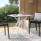 Curnutt Plastic Dining Table byMercury Row