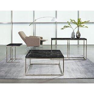 Brayden Studio Louisa 3 Piece Coffee Table Set