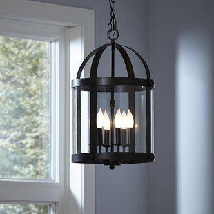 Read Reviews Coventry 6-Light Foyer Pendant By Birch Lane™