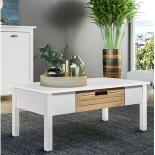 Savings Hardouin Coffee Table by Highland Dunes Reviews (2019) & Buyer's Guide