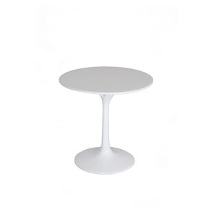 Orren Ellis Crystal End Table