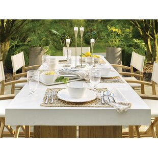 Perpetual Olympus Teak Dining Table