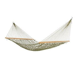 Dingler Cotton Tree Hammock by Bungalow Rose Today Sale Only