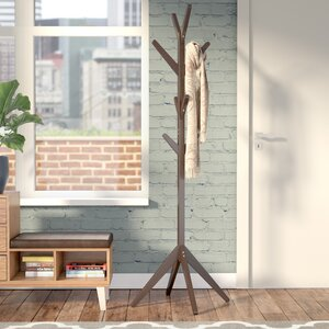 Tree-Shaped Hat and Coat Rack