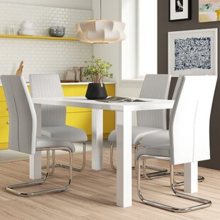 Ariel Dining Set With 6 Chairs By Zipcode Design