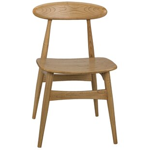Surf Solid Wood Dining Chair