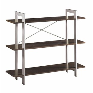 OSP Designs X-Text Etagere Bookcase