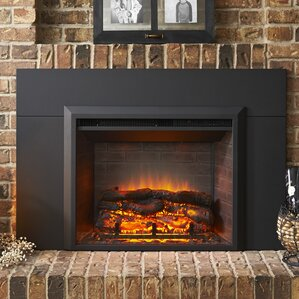 The Outdoor GreatRoom Company Wall Mount Electric Fireplace Insert Image