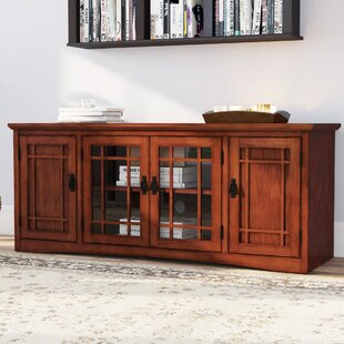 Affordable Price Champlost TV Stand for TVs up to 60 by Darby Home Co Reviews (2019) & Buyer's Guide