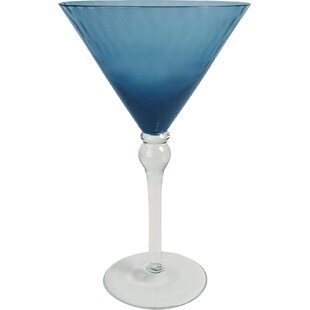 Simonetti 10 Oz. Martini Glass (Set of 4)