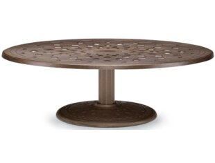 Affordable Price Cast 56 Round Chat Table ByTelescope Casual