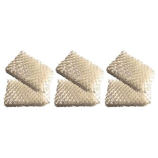 Humidifier Wick Air Filter (Set of 6)
