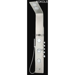 Kokols Rainsky Multi-Massage Shower Jet Panel Diverter/Thermostatic