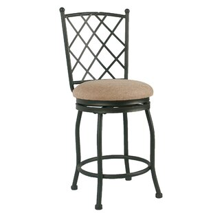Hillpoint Metal 39 Bar Stool by Charlton Home