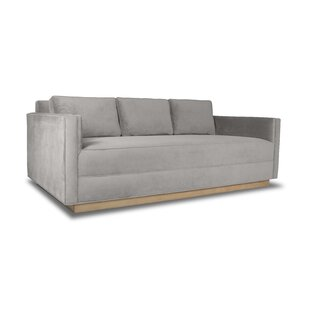 Picariello Plush Deep Sofa Orren Ellis