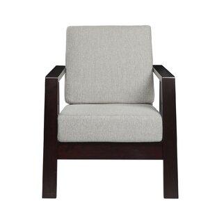 Veltri Mid Century Modern Armchair by George Oliver