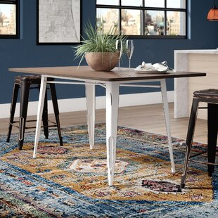 Claremont 59'' Dining Table Union Rustic