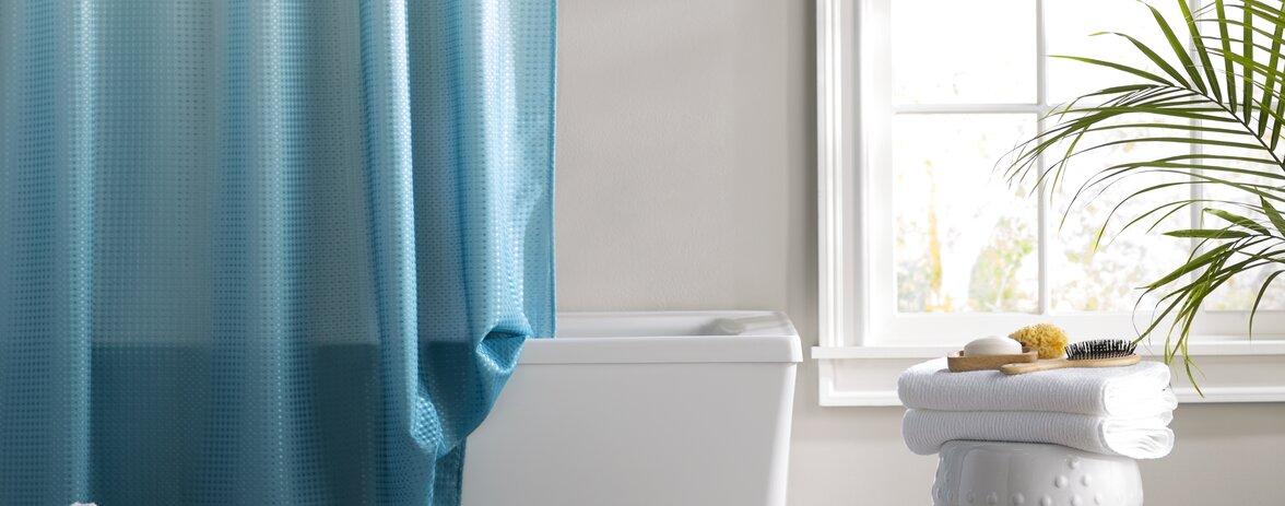 Rug Set Designer Home 13-PC Full Bath Accessories  Includes Curtain Towel Sets