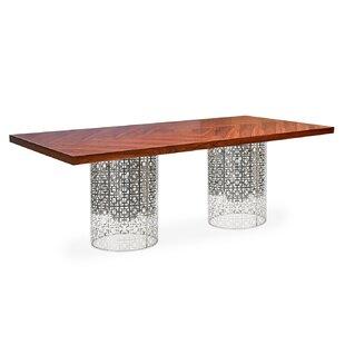 Jonathan Adler Nixon Dining Table - Rosew..