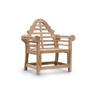 Christien Garden Chair Image