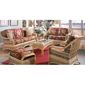 Spice Islands Wicker Spice Islands Configurable Living Room Set