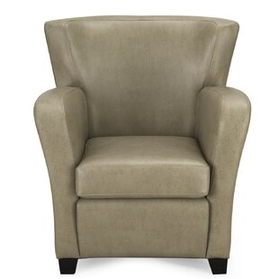 Adeco Trading Leather Armchair