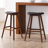 Zoar 26 Bar Stool (Set of 2) by Brayden Studio®