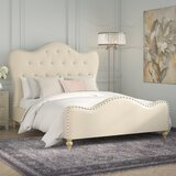 Ackman Upholstered Platform Bed by Willa Arlo Interiors
