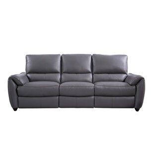 Orren Ellis Ouellette Reclining Sofa