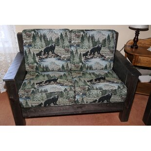 Bechtold Loveseat by Millwood Pines