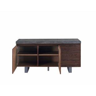 Billingsley Transitional Wooden Sideboard