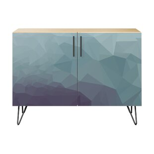 Nugent 2 Door Cabinet by Brayden Studio