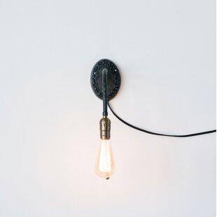 Jenkinson Metal Wall 1-Light P..