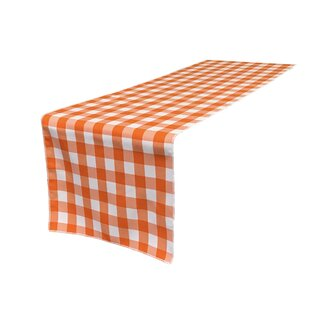 Gingham Table Linens Youu0027ll Love | Wayfair