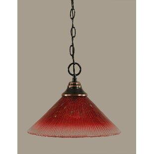Red Barrel Studio Peachey 1-Light Downlig..