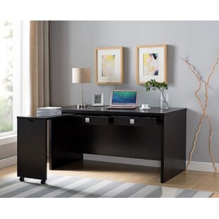 Tarra Wooden Workstation Writing Desk
