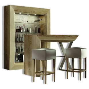 Coleraine Bar Set by Foundry Select